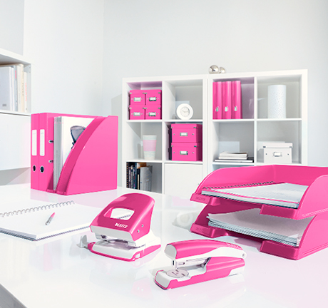 Leitz WOW pink