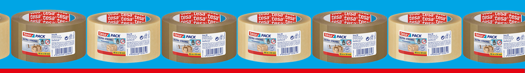 tesapack® aus PVC ultra strong